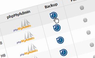 Simple Database Backups